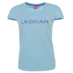Dámské tričko La Gear 91 modré velikost S