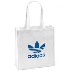 Nákupní taška Adidas Trefoil bílá