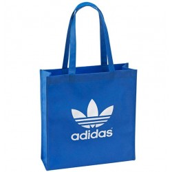 Nákupní taška Adidas Trefoil modrá