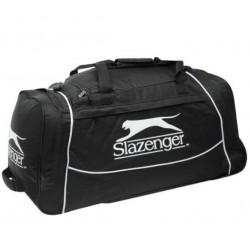 Sportovní taška Slazenger 27 černá velká s kolečky