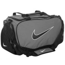 Sportovní taška Nike Brasilia 2011 střední šedá