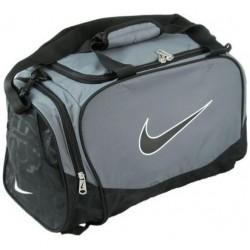 Sportovní taška Nike Brasilia malá šedá