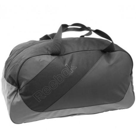 Sportovní taška Reebok 76 střední černá