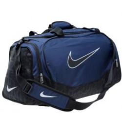 Sportovní taška Nike Brasilia 2011 střední tmavě modrá