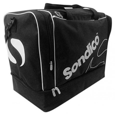 Sportovní taška Sondico 10 černá se spodním patrem