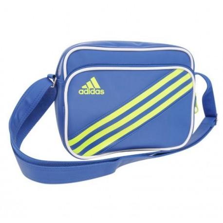 přes rameno Adidas Enamel XS 33 malá modrá - Značkové-sportovní ...