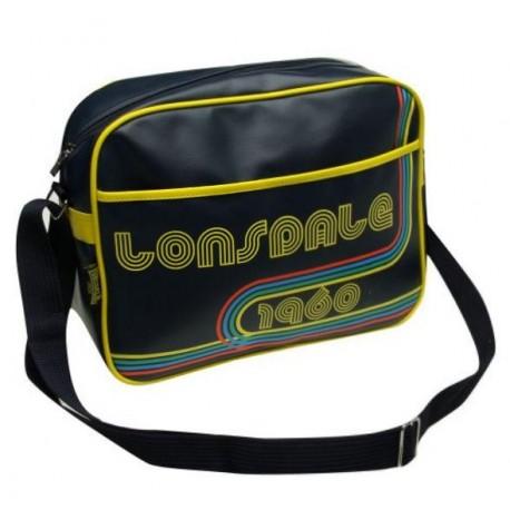 Taška přes rameno Lonsdale 1960 tmavě modrá