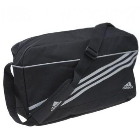 Adidas Messenger 3S černá se stříbrnou - Značkové-sportovní