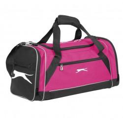 Sportovní taška Slazenger 18 XS malá růžová
