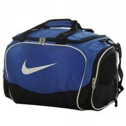 Sportovní taška Nike Brasilia světle modrá velká