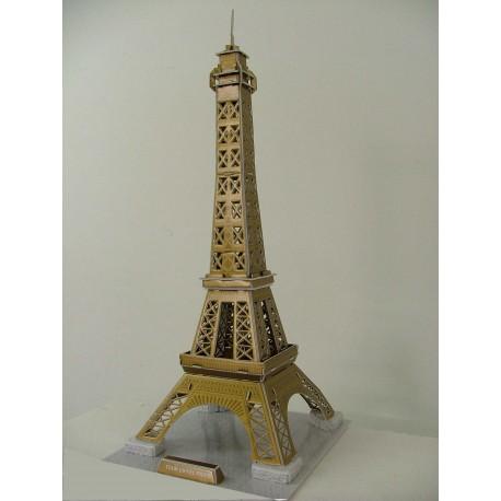 Puzzle 3D Eiffelova věž