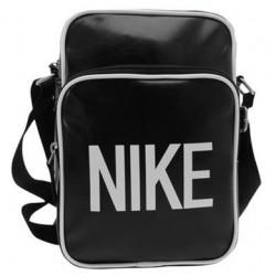 Taštička přes rameno Nike Heritage 10 černá