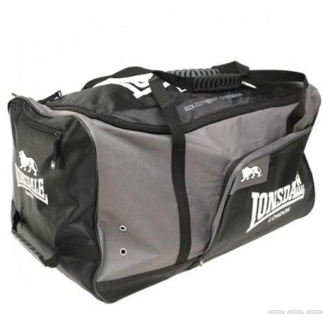 Sportovní taška Lonsdale 90 velká černá - Značkové-sportovní ...