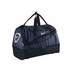Sportovní taška Nike Club Team 15 s pevným patrem tmavě modrá