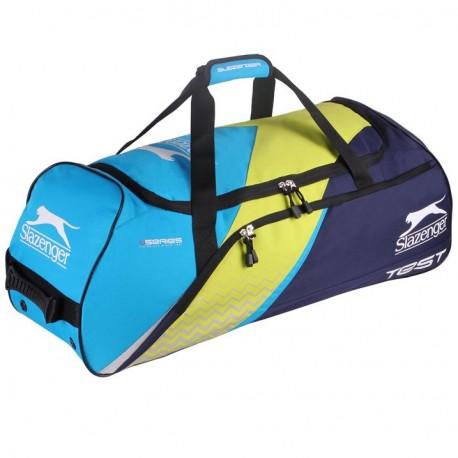 Sportovní taška Slazenger Test 43 modrá